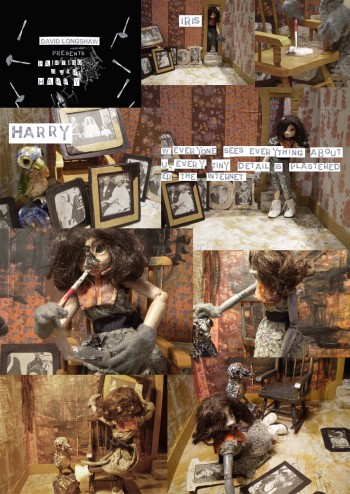 paintingoverharrycollageofstills